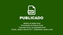 A Presidenta da Câmara, Maria Pereira de Lira Silva, PUBLICA, RELATÓRIO DE GESTÃO FISCAL